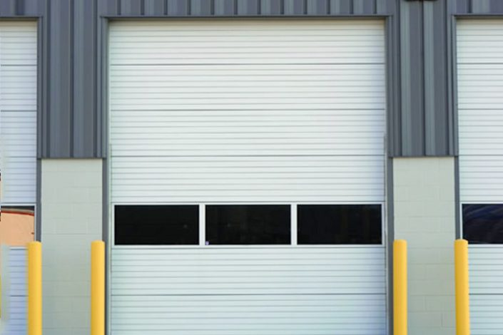 WD C24 Sectional Doors